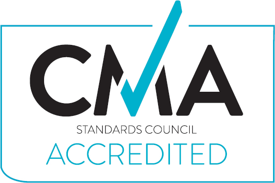 CMA Standards Council seal
